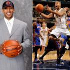 In his 10 years of professional basketball, Dahntay Jones has had some ups and downs. Despite being demoted to the D-League in 2008, he has battled back and filled a key role off the bench for six organizations. Jones has averaged 5.6 points per game over his career.