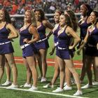New York-Penn League Cheerleaders