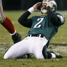 David Akers is the king of Birthday Games, having played in three in his 16-year career. None had a more painful ending than in 2007, when his 57-yard field goal attempt with a second remaining bounced off the goal post in a 16-13 loss to the New York Giants. The kick would have tied a career-long and, more importantly, forced overtime. His other two Birthday Games ended in victory -- he helped Philadelphia defeat San Diego 24-14 in 2001 and San Francisco defeat Miami 27-13 in 2012.