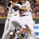 There had been five no-hitters in the 2012 season by the time the calendar flipped to July 2, but when the sun rose on that date this year, the last no-hitter in the major leagues was the one Homer Bailey had thrown against the Pirates the previous September. Bailey ended that drought himself that night, allowing just one seventh-inning walk to the Giants while striking out nine in Cincinnati. With that, Bailey became the first man since Nolan Ryan in 1975 to have thrown the major leagues' last two no-hitters and just the 26th pitcher in the modern era to have thrown more than one no-hitter.