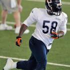 Like with Arthur Brown in Baltimore, Williams will be tasked with filling massive shoes here. In Williams' case, the man he replaces is Brian Urlacher. All Urlacher did was alter the way the middle linebacker position was played, league-wide, over 13 seasons. But Urlacher's play slipped late in his career, so Williams could make the drop-off negligible.