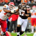 Will Sheard be one of the Browns' starting outside linebackers come Week 1? (Paul Kruger is locked in as the other.) Or will he be trade bait, with Cleveland dropping highly-touted rookie Barkevious Mingo into the lineup? Some of that decision will rest on how Mingo performs in camp, but Sheard can solidify his spot with a strong performance.
