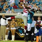 The Giants' staff talked up Randle following mini-camp, and the second-year LSU product looks to be the team's No. 3 receiver behind Hakeem Nicks and Victor Cruz. If he proves up to the task, he might receive a promotion to No. 2 next season -- with the Giants allowing Nicks to venture out into the free-agent market.