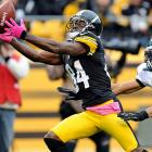 Brown averaged 67.5 catches between the 2011 and '12 seasons, so there's a nice base from which to build. He needs to crank it up a notch or two this year, because he'll likely be the Steelers' No. 1 wide receiver with Mike Wallace now in Miami. Continuing to develop a rapport with Ben Roethlisberger over the coming weeks will be key.