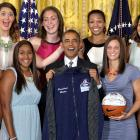 Athletes Visiting The White House