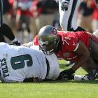 "For our purposes, ""defensive linemen"" are players who spend serious time at end and tackle in multiple fronts, tie up various gaps and excel pretty much everywhere. Michael Bennett did so with authority for the Bucs in 2012 and will do the same for Pete Carroll's Seattle defense in 2013. Few coaches better understand how to move linemen around in multiple fronts than Carroll."