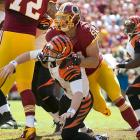 "Ryan Kerrigan's 2012 stats (8.5 sacks, seven hits, 27 hurries and six tipped passes) would be impressive for any pass-rushing ""endbacker,"" but he really stands out when you consider that Brian Orakpo, his ostensible bookend, was out for most of last season, allowing offensive lines to cheat over to Kerrigan's side. Orakpo and Kerrigan on the field at the same time will be very bad news for quarterbacks around the league."