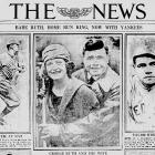 In the trade that launched the Curse of the Bambino, Boston Red Sox owner Harry Frazee sold 24-year-old Babe Ruth to the New York Yankees for $125,000 and a $300,000 loan after the 1919 season. Ruth was just emerging as the greatest slugger the game had ever seen, setting the home run record with 29 big flies in 1919. He went on to lead the American League in home runs in all but two of the next 12 years as the Yankees won four World Series while the Red Sox ... didn't.