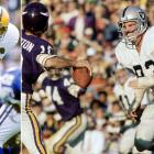 Following five successful years with the Baltimore Colts, including a Super Bowl champion season in 1970, Ted Hendricks moved to the Green Bay Packers in 1974 at age 27. Hendricks posted the best year of his career in Green Bay, intercepting five passes and blocking seven kicks. With his contract up, Al Davis and the Raiders sent two first-round draft picks to the Packers in exchange for Hendricks' rights. In nine seasons with the Raiders, Hendricks helped the franchise with three Super Bowls, the last one coming in his final year of professional football.