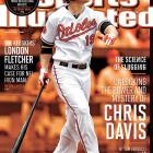 Tom Verducci delves into the Ruthian turnaround of Orioles' first baseman Chris Davis in this issue, including the 'how' of a baseball swing, borrowing on more than a century of so-called hitting wisdom, from the old saws of the deadfall era to the advanced biomechanics studies of the modern game.