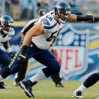 In 2012, Giacomini ranked second in the league in blown blocks with 33, behind Indy's Anthony Castonzo. Only Dallas' Doug Free had more penalties than Giacomini's 13, and no player in the NFL had more penalty yards than his 130.
