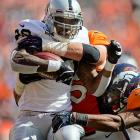 In 2012. McFadden ranked dead last among qualifying backs in FO's efficiency metrics. The Raiders have not given McFadden much to work with, to be sure, but McFadden is in the last year of a $60 million contract, and set to earn almost $6 million in 2013. No matter how you slice it, that's not good value.