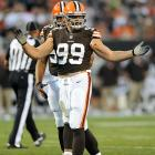 The Browns gave Kruger a five-year, $40.5 million contract with $20 million guaranteed in March after his career year with the Super Bowl champion Ravens. Kruger put up nine sacks in 2012 after amassing just 6.5 total in the three seasons before. But that's not why we're concerned about Kruger's overall value to the Browns' defense ? it's because he finished near the bottom among 3-4 outside linebackers in run statistics with just 14 stops and six broken tackles in 298 run snaps, per Pro Football Focus. One expects more versatility for a player with that type of contract.
