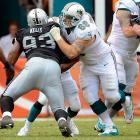 """Incognito is """"overrated"""" in the sense that the media talks about him a lot (at least, the media talks about him a lot for a guard), but his most recent fracas with Antonio Smith speaks to a history of questionable tactics and even more questionable in-line play. Last season, he allowed 3.5 sacks and tied for the league lead in blown blocks in the run game with 11."""