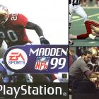 Hearst appeared on the PAL (Phase Alternating Line) cover, which is a version of the game available to most countries outside of North America. Hearst went on to have a career-season, but at the start of the NFC Championship game against the Falcons, he broke his left ankle after his foot got caught in the AstroTurf of the Georgia Dome. He missed the next two seasons as a result.