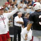 The Cardinals have a new coach (Bruce Arians), a new quarterback (Carson Palmer) and a new running back (Rashard Mendenhall). But that combination won't be enough to produce a winning record.