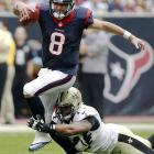 GM Rick Smith said quarterback Matt Schaub realizes he has to play better to take the Texans to the next level. Knowing it is one thing. Doing it is another.