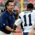 The Rams added a handful of weapons for quarterback Sam Bradford and should be an improved team in Jeff Fisher's second season as coach. However, they have one of the youngest rosters in the NFL and their coming-out party still is a year or two away.