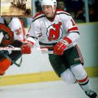Devils winger Pat Verbeek had his left thumb sliced off and three fingers lacerated by a corn-planting machine on his farm in Ontario in May 1985. The digit was reattached and he didn't miss any playing time.