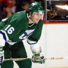 While rehabbing a back injury, Sylvain Turgeon of the Whalers suffered flash burns to his eyes when he stared at the ultra-bright flame coming from his welder's torch while working on his car in 1988.
