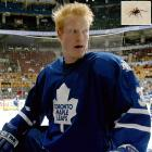 Wade Belak of the Maple Leafs was forced to miss the opening game of the 2005-06 season after a spider bite caused his ankle to swell so much that he couldn't get his skate on.