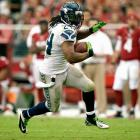 Seattle's star running back has amassed an impressive 52 touchdowns since joining the league in 2007. While most of those scores have come on the ground (48), Lynch has also scored four times through the air -- three times as a receiver and once as a passer. His lone two-point conversion score from his rookie season puts him on this list.