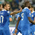 "Mario Balotelli (9) scored a go-ahead goal against the Czech Republic in a 2-1 victory. ""Gli Azzurri"" are now set to make their 18th World Cup appearance."