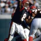 The Vikings learned during the game that they had been eliminated from playoff contention. The Bengals took advantage of Minnesota's letdown to overcome a 24-3 halftime deficit. Cincinnati scored 24 unanswered points in the second half. The comeback tied a franchise record set against Seattle in 1981.