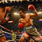 The relentless, pressuring Pacquiao that terrorized boxing from 2007 to 2010 is gone, and he isn't coming back. But the '13 version that wiped out Brandon Rios this month is pretty good, too. Pacquiao looked sharp in his first fight since getting knocked out by Juan Manuel Marquez. A rematch against Tim Bradley or a fifth fight with Marquez could come in April. All records through Nov. 25