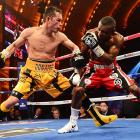 In stopping Vic Darchinyan this month, Donaire created more questions about his future than answers. Against an aging Darchinyan?who had lost two of his previous four fights?Donaire struggled, possibly saving himself from a decision defeat with a ninth-round knockout. Donaire says he wants a rematch with Guillermo Rigondeaux, but he may need another fight first. All records through Nov. 25