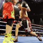 Martinez looked ordinary in a decision win over Martin Murray, and members of his team have acknowledged that Martinez's time in the sport is limited. Still, one bad win doesn't diminish what Martinez has accomplished. A knee injury, though, will keep the Argentine middleweight star out of the ring until early next year, when he could be in line for a lucrative showdown with Miguel Cotto. All records through Nov. 25