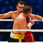 Klitschko continued his near decade of dominance in May, stopping Francesco Pianeta in the sixth round. Next up: An anticipated showdown with Alexander Povetkin on October 5. Povetkin's manager, Vladimir Hryunov, won the purse bid for Klitschko's mandatory defense against Povetkin for a whopping $23.3 million, which finally got both sides to lock up a fight. <italics>All records through Sept. 15</italics>