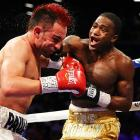 The outlandish Broner irritates many with his out-of-the-ring antics, but there's no denying his talent. Last June, Broner climbed two weight classes to claim a welterweight belt with a decisive decision over Paulie Malignaggi. There are shades of Mayweather in Broner -- most notably his shoulder roll defense -- and an aggressive style that has made him television-friendly. Next up: a showdown with Argentine slugger Marcos Maidana in December. <italics>All records through Sept. 15</italics>