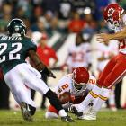 The Chiefs' kicker was good on four of five field goal attempts and kicked two PATS on the day that he turned 27, helping Kansas City to a 26-16 victory over Philadelphia. In his only other Birthday Game, back in 2010, he made three field goals and one PAT in a 16-14 win over Cleveland.