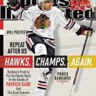 It's been 15 years since a team has won back-to-back Stanley Cups, but Patrick Kane's Chicago Blackhawks have a solid shot at achieving that grueling goal in a realigned, revamped NHL that includes a new playoff format, among its many changes and additions (such as four new outdoor games). In his cover story, Hockey Hall of Fame writer Michael Farber examines the league's ongoing effort to boost offense at the expense of goalies by unleashing proficient scorers like Kane. With picks, predictions, power rankings and analysis, SI's 20-page season preview is your guide to the NHL's bold new landscape.