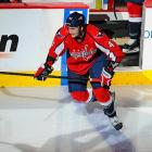 """The Caps may have depth on the right wing, but Wilson brings an element of physical menace that this team ? every team, actually ? desperately needs. The 6'-4"""", 210-pound winger held his own in three playoff games last spring, showing that he could handle himself against grown men, and he could use his size to add a fresh element to Washington's power play this season."""