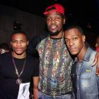 Kevin Durant's 25th Birthday Party