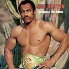 Boxing Heavyweight Champion Ken Norton poses on the cover of <italics>Sports Illustrated</italics> in 1978.