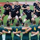 New Zealand's finest were quite surprised to discover that South Africa showed up for their match at Ellis Park Stadium in Johannesburg.