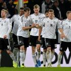 A perennial favorite to make a splash in the World Cup, Germany booked its ticket to Brazil with a sound 3-0 victory over Ireland. <italics>Die Mannschaft</italics> finished at the peak of UEFA's Group C with eight wins and one draw.