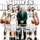 What, you thought they might smile for the cover? This year's Brooklyn team is loaded, and all business. After trading for future Hall of Famers Kevin Garnett and Paul Pierce and adding another in new head coach Jason Kidd, the Nets are ready to finally knock off Miami in the East. Chris Mannix takes a look at how the blockbuster trade of the summer went down, and what rookie coach Kidd is doing to prepare his veteran team for a long season.