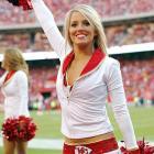 NFL Cheerleaders: Week 7