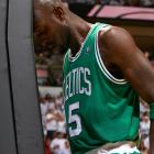 """Menino decided to weigh in on the Boston Celtics' matchup with the Miami Heat in the 2012 Eastern Conference Finals, referring to then-Celtics forward Kevin Garnett as """"KJ."""""""
