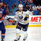 Less than one month into the 2013-14 season, the Islanders traded winger Matt Moulson, a 2014 first-round pick, and a 2015 second-rounder to the Buffalo Sabres for winger Thomas Vanek. Although Vanek is a slightly more dynamic player, Moulson had led the Islanders in goals in three of the past four seasons, and both skaters were set to become unrestricted free agents after the season. It's one of the worst-kept secrets in hockey that Vanek is pining for a return to Minnesota, the state where he played his college hockey and his good buddy and former teammate, Jason Pominville, currently skates. Add in that Snow just traded away three significant assets and failed to address his most pressing need -- a goaltender with some value both now and in the future -- and this trade seems almost impossible to justify from New York's perspective.