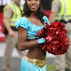 NFL Cheerleaders: Week 8