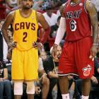 LeBron James might come back in 2014 and lead the Cavs to a title, but this year's version is missing its leading man. We must admit, LeBron would fit nicely alongside star guard Kyrie Irving, a healthy Andrew Bynum and No. 1 pick Anthony Bennett. We also must admit, it'll be tough to leave beautiful Miami, where he's won two straight titles and exorcised the demons that have haunted him his entire career.