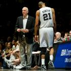 After coming within seconds of winning the title last season, can the Spurs regroup and get back to the Finals behind Tim Duncan, 37; Manu Ginobili, 36; Tony Parker, 31; and emerging 22-year-old Kawhi Leonard? Duncan put together his best season in years in 2012-13. Can he summon the same type of performance in 2013-14?