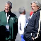 Born five minutes apart, Rex and Rob Ryan are as close as can be. The two cut their teeth together as defensive position coaches in Arizona before moving on to defensive coordinator positions, and during the season, the two exchange phone calls almost daily. But all that falls to the wayside on game day. Head coach Rex's New York Jets are 3-0 against teams with Rob as the defensive coordinator. Rob's Cleveland Browns lost 26-20 in overtime on Nov. 14, 2010, his Dallas Cowboys lost 27-24 on Sept. 11, 2011, and his New Orleans Saints lost 26-20 on Nov. 3, 2013.