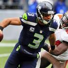 Seattle erased a 21-0 deficit in a Week 9, 2013, game against Tampa Bay. Russell Wilson threw a 10-yard touchdown pass to Doug Baldwin with 1:51 left in regulation to tie the game at 24-24 and Steven Hauschka kicked the game-winning 27-yard field goal with 8:11 left in overtime.