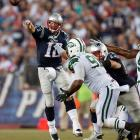 They're the frontrunners again in the AFC East, but until that 55-point outburst against the Steelers in Week 9, they were 17th in the league in points per game, and Brady was getting fewer than six yards per attempt. Perhaps more important, the defense has been plagued by injuries and allowed the Steelers to score 31 points. <italics>All stats through Nov. 5</italics>